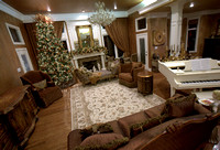 Scioli Home at Christmas