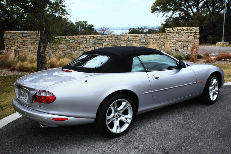 Matt Hopper Jaguar Xk8 2003