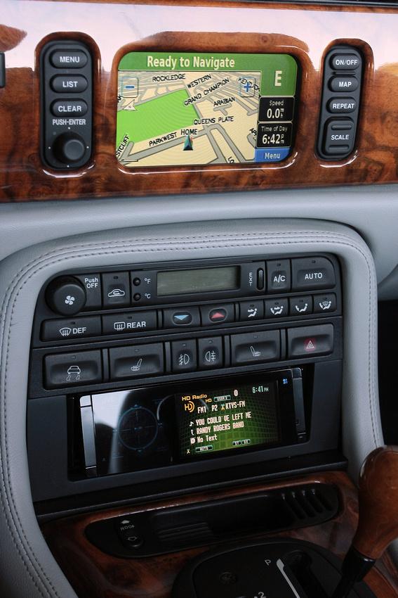 Xj8 Aftermarket Stereo Installation Jaguar Forums